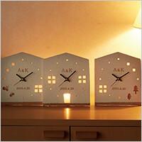 3つのKizuna時計の写真