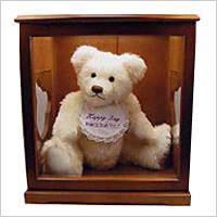マイベイビーベア:ディスプレイボックスの写真