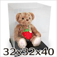 保管ケース(ドールケース) 32×32×40タイプの写真