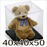保管ケース(ドールケース) 40×40×50タイプの写真